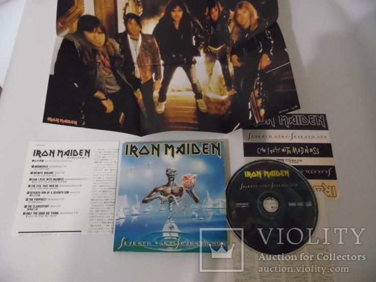 Мини-винилы , mini LP CD, хард-рок, фото №10