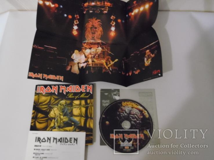 Мини-винилы , mini LP CD, хард-рок, фото №12