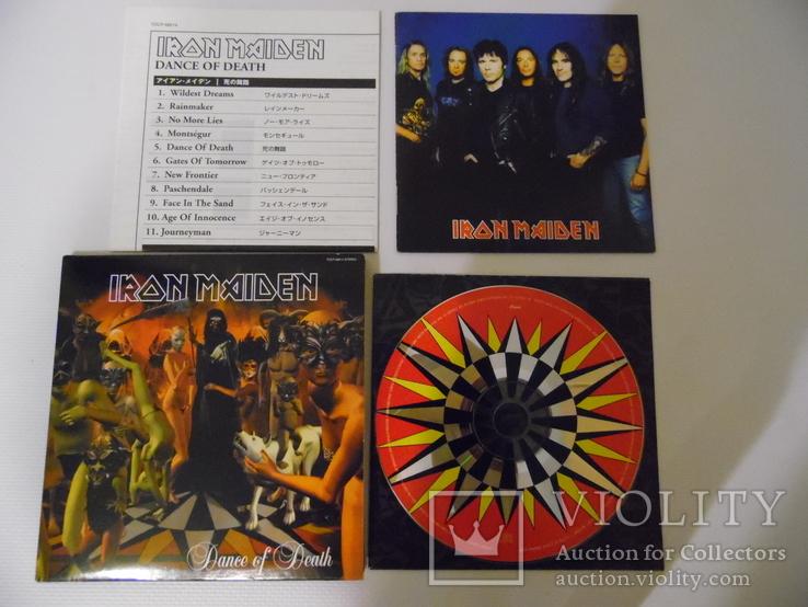 Мини-винилы , mini LP CD, хард-рок, фото №13