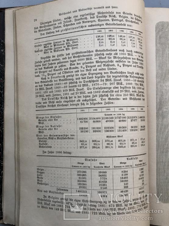 1892 Книга по архитектуре Германия издатель Отто Шпаймерс, Лейпциг, фото №5