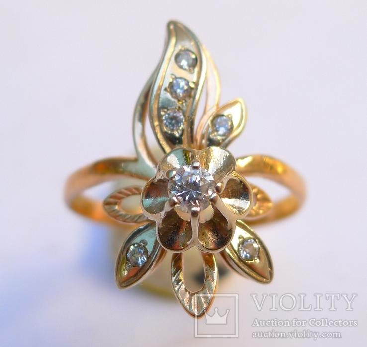 Набор кольцо и серьги.  8,5 грн., фото №5