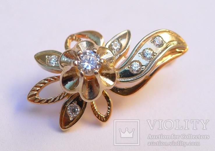 Набор кольцо и серьги.  8,5 грн., фото №8
