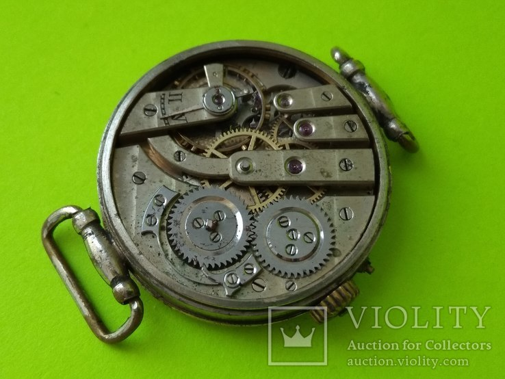 Наручные часы. Павел Буре (на ремонт), фото №11