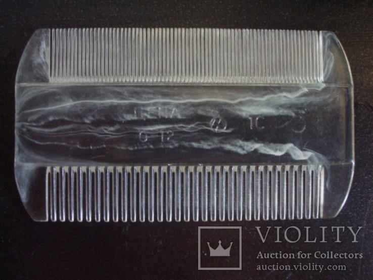 Гребень, расчёска для волос, СССР, фото №2