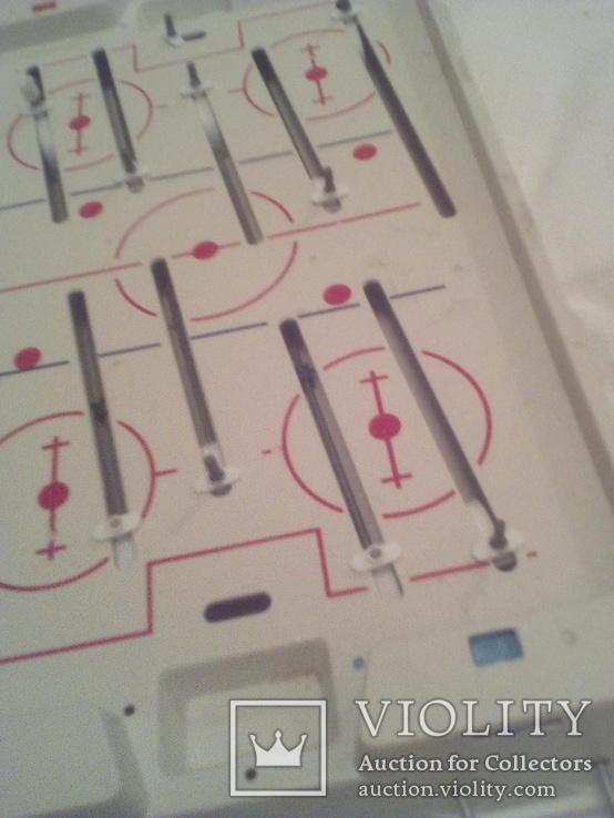Хоккей настольный на запчасти, фото №4
