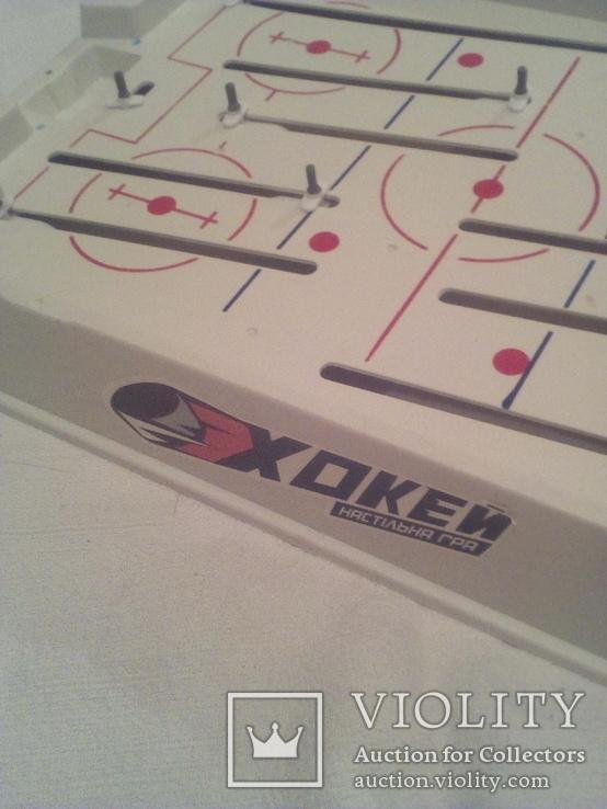 Хоккей настольный на запчасти, фото №8
