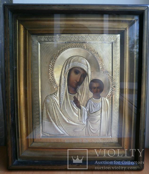 Икона Божией Матери Казанская 84