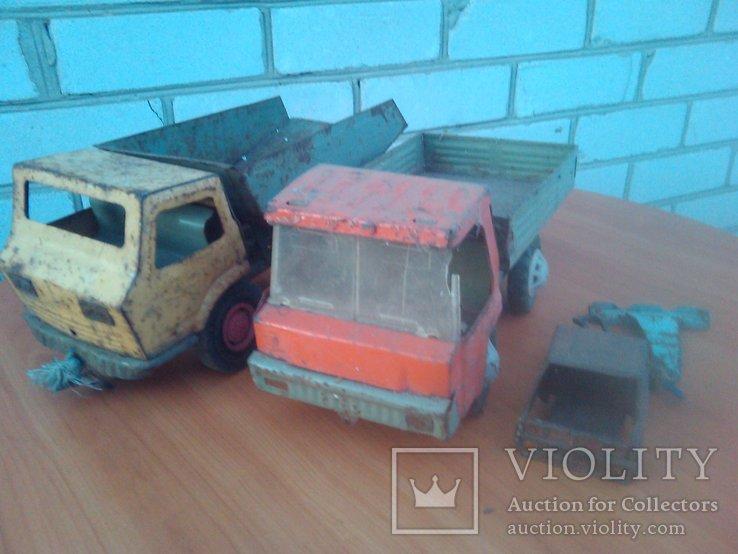 2 грузовика ссср и бонус