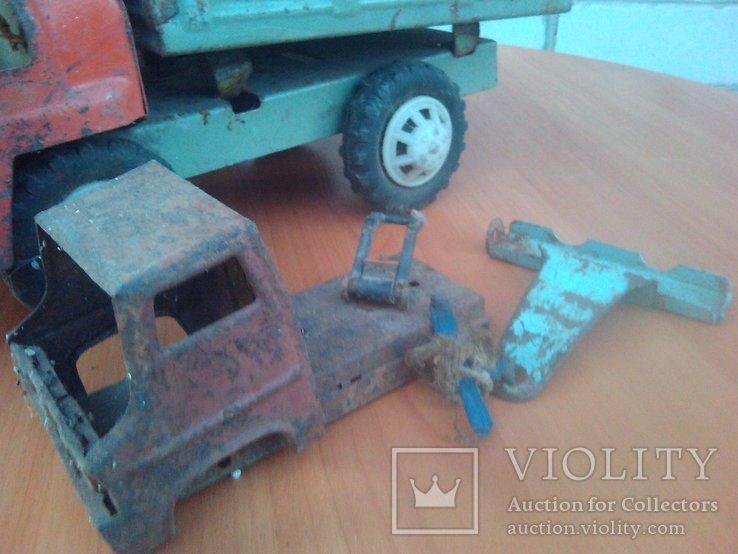 2 грузовика ссср и бонус, фото №5