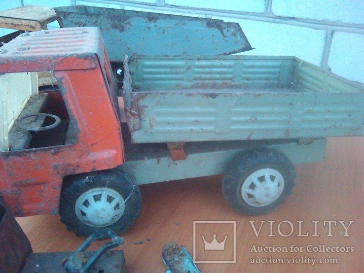 2 грузовика ссср и бонус, фото №10