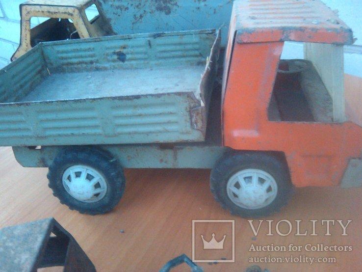 2 грузовика ссср и бонус, фото №12