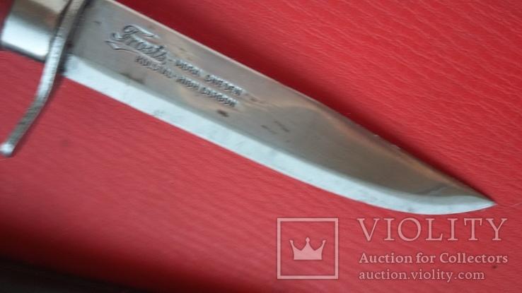 """Шведский нож """"Мора""""., фото №5"""