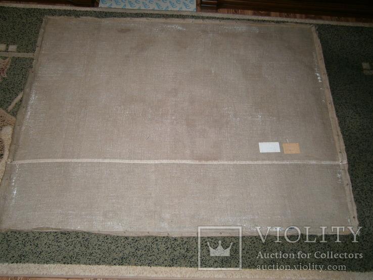 Праздник  Урожая,  автор А. Довженко  120 на 160 см, фото №9