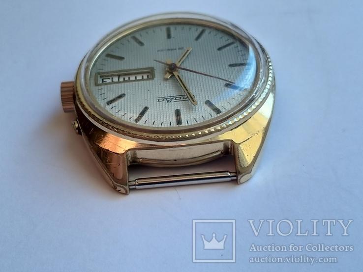 Часы Слава позолота Au5, фото №4