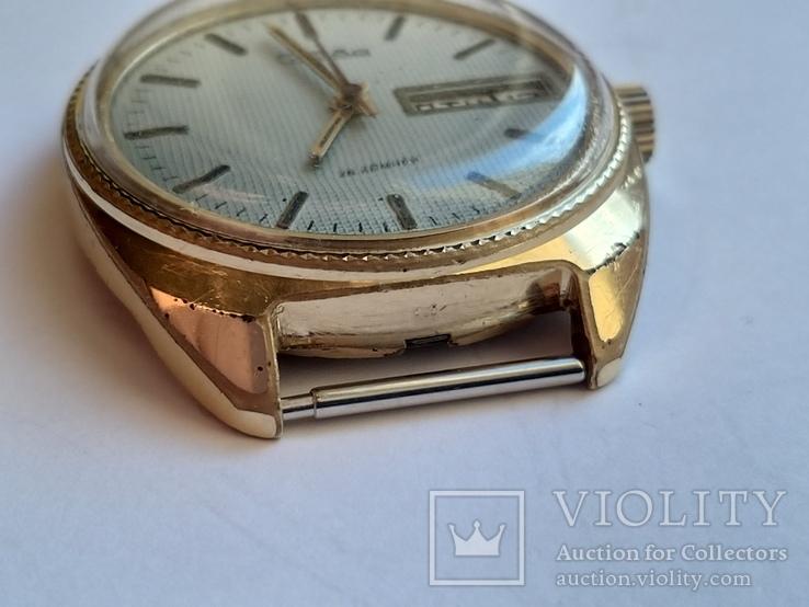Часы Слава позолота Au5, фото №7