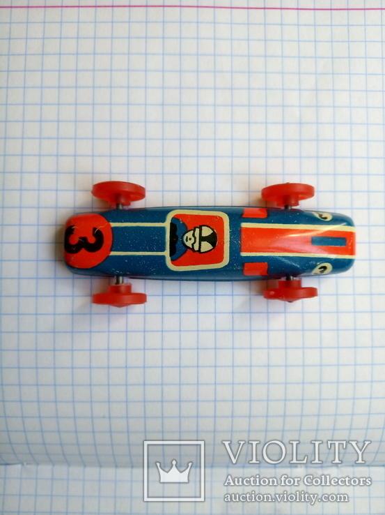 Гоночный автомобиль производства СССР с ценой, фото №2