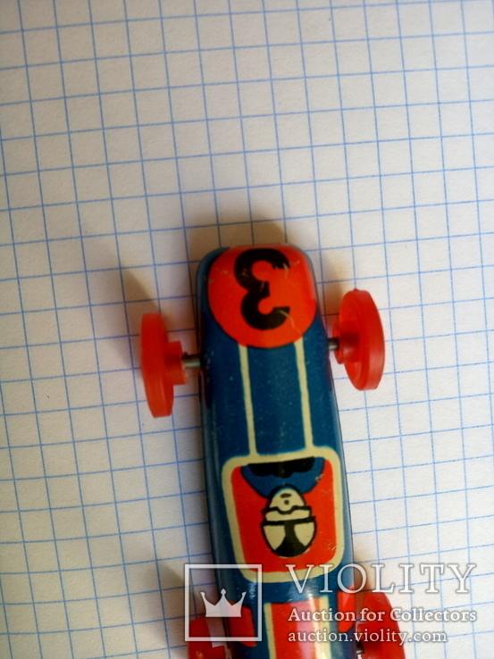 Гоночный автомобиль производства СССР с ценой, фото №3