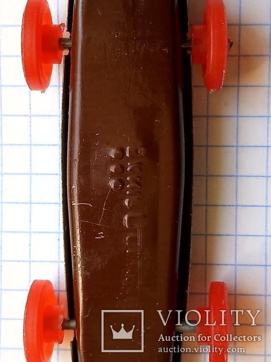 Гоночный автомобиль производства СССР с ценой, фото №9
