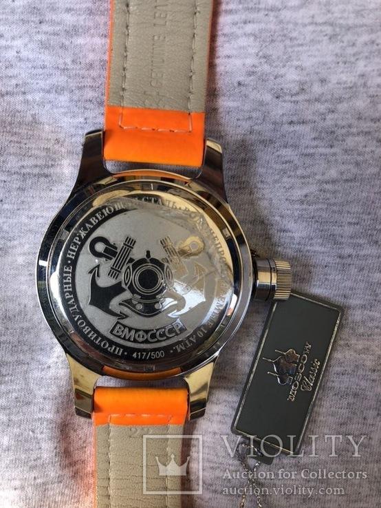 Водолазные Часы «Водолаз»(Moscow classic)(производство Россия,механика, фото №4