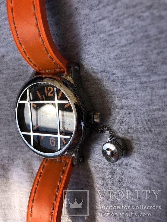 Водолазные Часы «Водолаз»(Moscow classic)(производство Россия,механика, фото №5