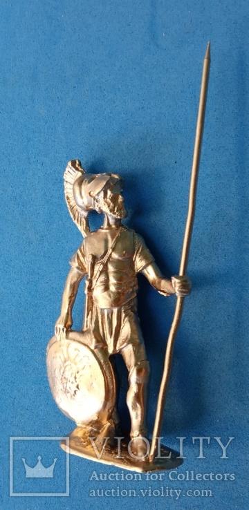 Солдатик из олова, фото №3