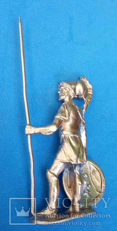 Солдатик из олова, фото №5