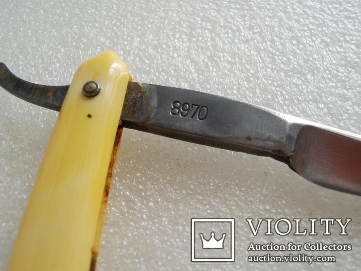 Опасная бритва Bonza Solingen № 8970, фото №7