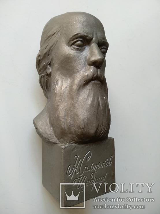 Бюст Салтыков-Щедрин