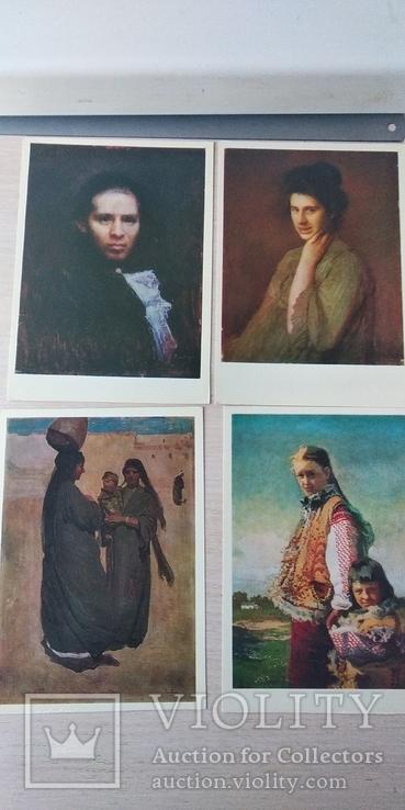 Комплект открыток 15шт., фото №8