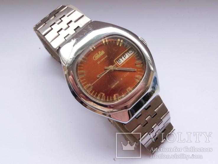 Часы Слава СССР
