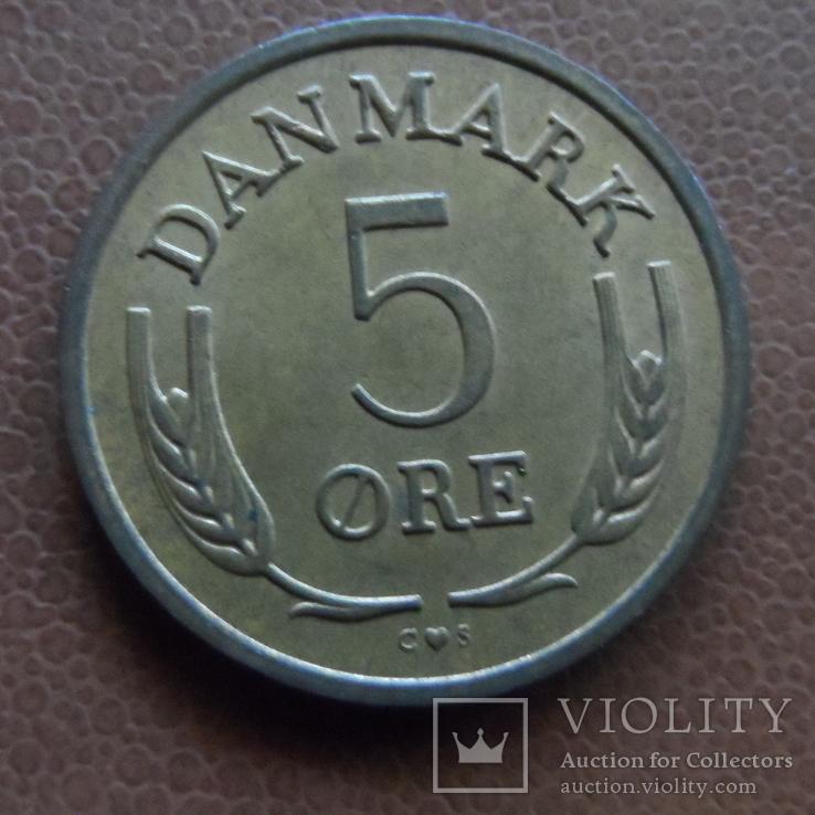 5  эре 1971   Дания  (М.7.6)~, фото №3