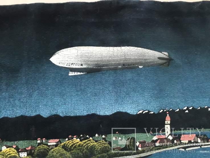 """ Zeppelin "" над городом Friedrichshafen, фото №10"