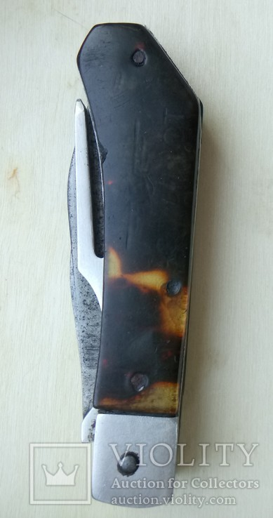 Складной нож вилка Аэрофлот советский, фото №3