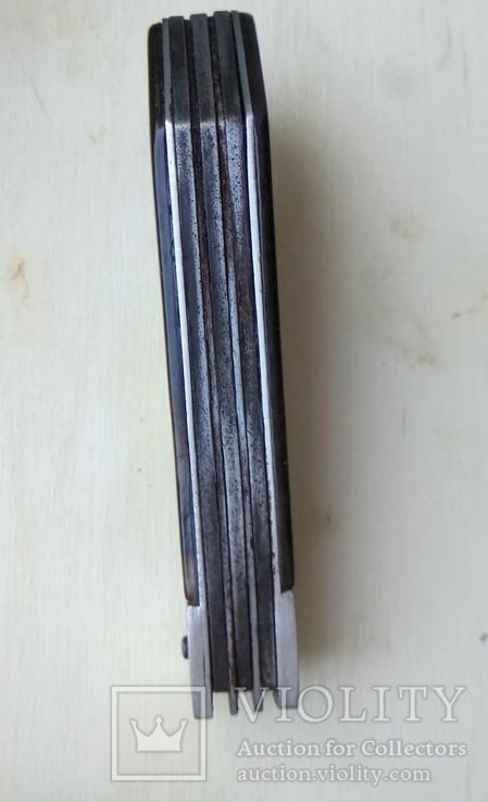 Складной нож вилка Аэрофлот советский, фото №11
