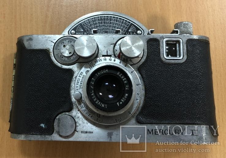Фотоаппарат MERCURY 2 made in USA