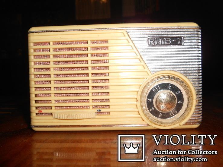 Радиоприемник Киев-7, фото №3
