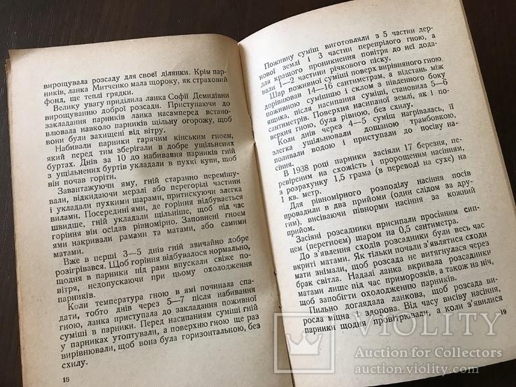 1939 Махорка 117 центнерів Махорки з гектару, фото №7