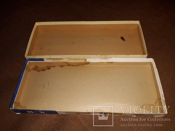 Коробка от модели самолета ил - 18, фото №9
