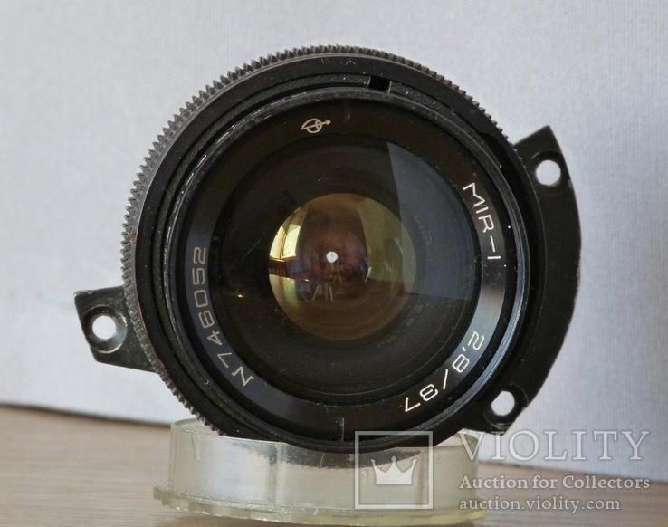 МИР-1/MIR-1 2,8/37 Технический., фото №3
