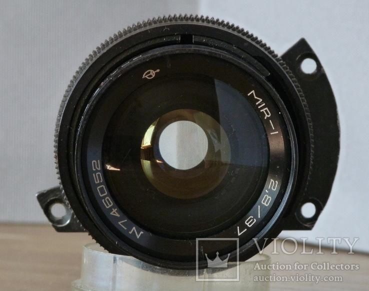 МИР-1/MIR-1 2,8/37 Технический., фото №4