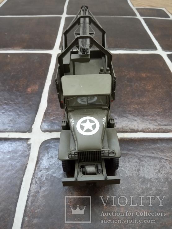 Italieri Модель Studebaker кран 1/35, фото №3