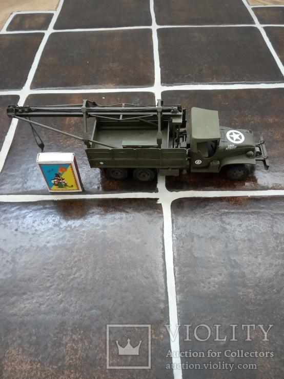 Italieri Модель Studebaker кран 1/35, фото №5