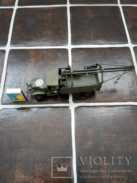 Italieri Модель Studebaker кран 1/35, фото №6