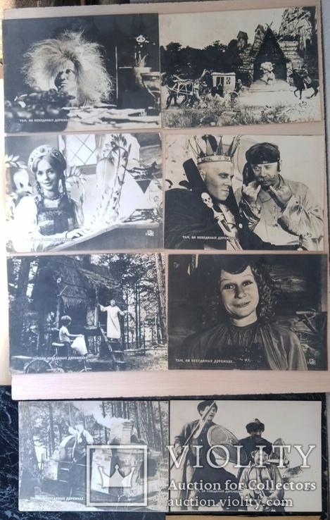 Фотографии Там,на не ведомых дорожках,кадры с сьемочной площадки,оригинал, фото №3