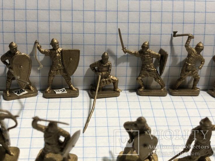 Викинги 31 шт. миниатюры, фото №8