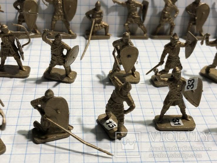 Викинги 31 шт. миниатюры, фото №11