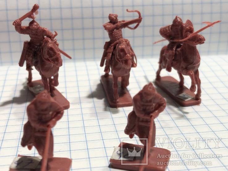 Армия Чингисхана 16 шт, фото №5