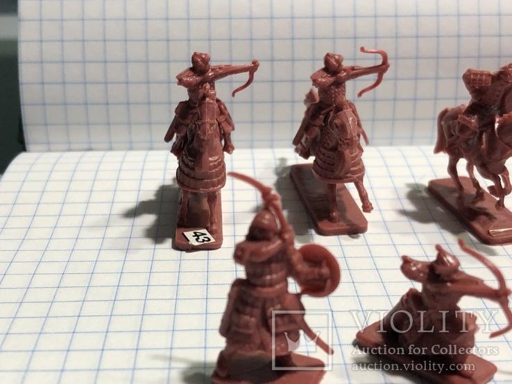 Армия Чингисхана 16 шт, фото №7