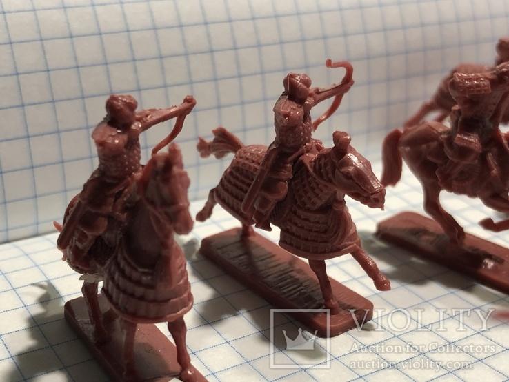 Армия Чингисхана 16 шт, фото №8