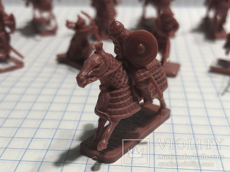 Армия Чингисхана 16 шт, фото №10